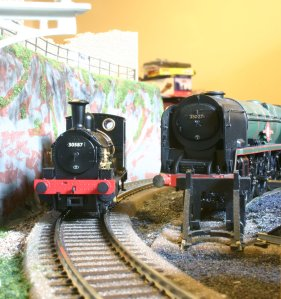 Beattie Well Tank 30587 and 35027 Port Line