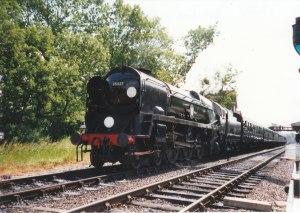 1995 - Sheffield Park - 35027 Port Line