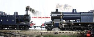 Locoyard - SDJR 3F Jinty 23 meets 7F 2-8-0 88