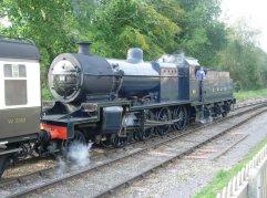 2011 - West Somerset Railway - Crowcombe - SDJR 7F - 88