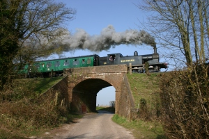 Watercress Line - Bowers Grove Lane - M7 53