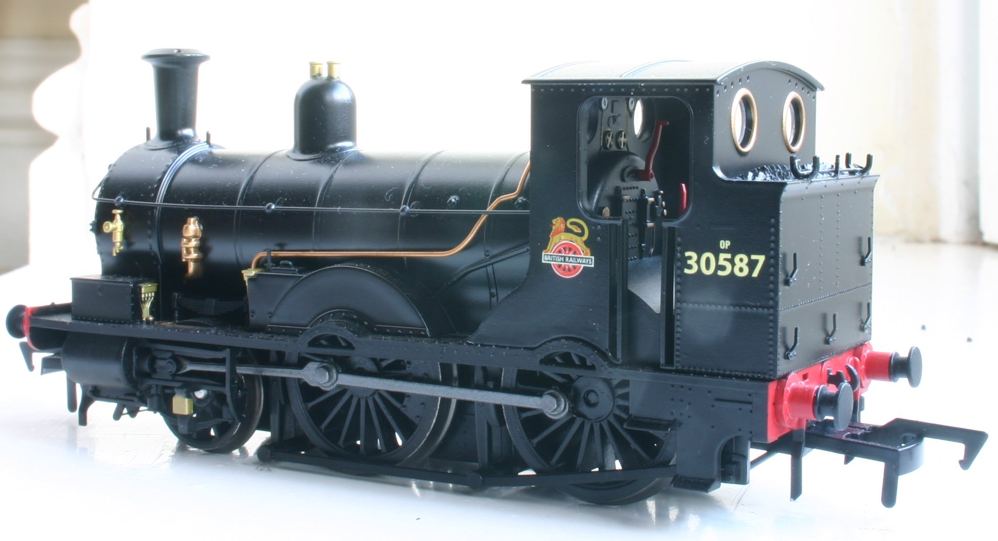 how to clean and lubricate a model train engine