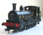 Dapol Kernow 00 scale Beattie well-tank 30587