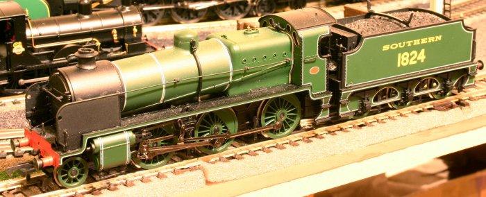 Bachmann N Class 1824