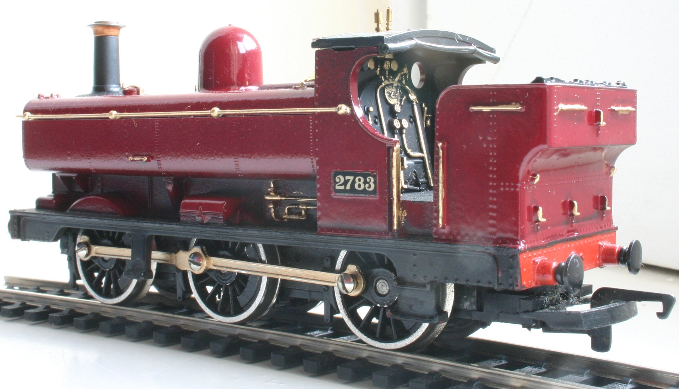 Hornby Pannier 2783 (2)