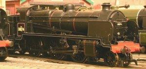 Bachmann N class 31874