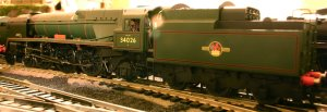 Hornby Westcountry 34026 Yes Tor