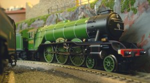 Hornby A3 class 4472 Flying Scotsman