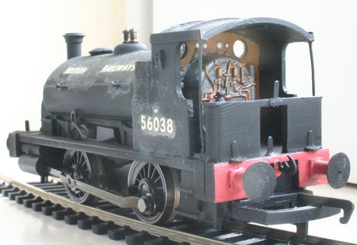 Hornby Pug 56038 (2)