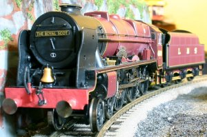 Hornby 6100 Royal Scot