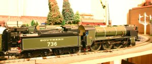 Hornby N15 class 736 Excalibur (2)