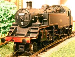 Bachmann standard 3mt class 82019