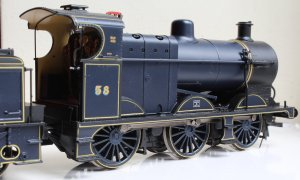 Bachmann Fowler 4F 0-6-0 - Locoyard Review - SDJR 58