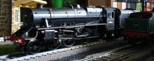 Hornby Stanier Ex-LMS - Black 5MT - 44932