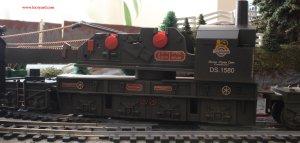 Locoyard - Hornby Ransomes & Rapier 75 ton crane DS1580