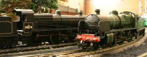 Bachmann N class 31874 & 1824