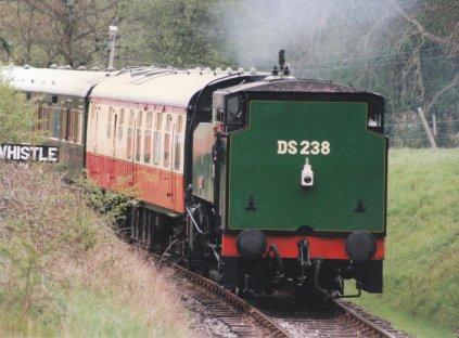 Tenterden Bank - DS238 Wainwright
