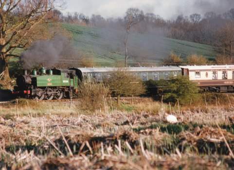 Between Rolvenden & Wittersham - DS238 Wainwright