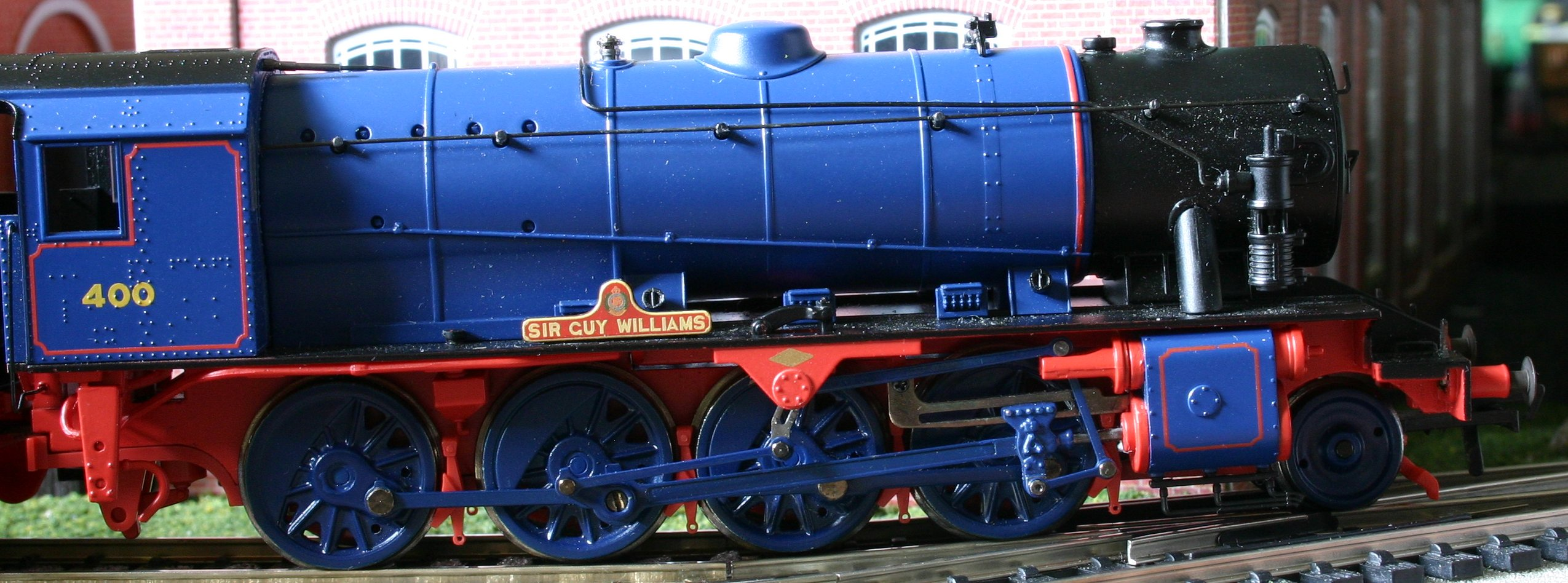 Bachmann Austerity Dcc Fitting Guide Loco Yard