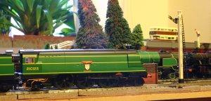 Hornby 21C123 Blackmoor Vale