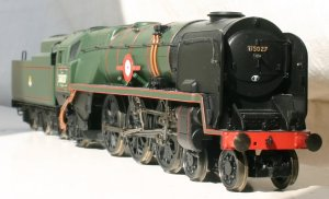Hornby Merchant Navy 35027 Port Line