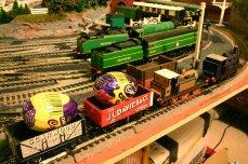 Locoyard Easter delivery
