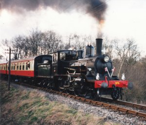 1995 - Tenterden Bank - 376 Norwegian