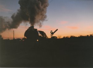 1996 - Austerity Sunset