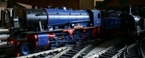 Bachmann Austerity 400 Sir Guy Williams on-shed