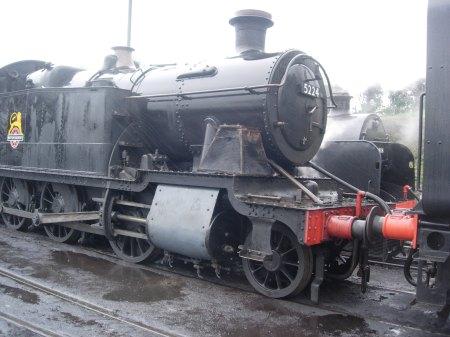 GWR 5205 Class 5224