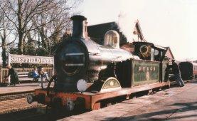SECR H Class 263 Sheffield Park (1997)