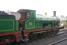 Sheffield Park SECR C Class - 592 (2009)