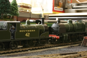 Southern Railway M7 42 & N Class 1824