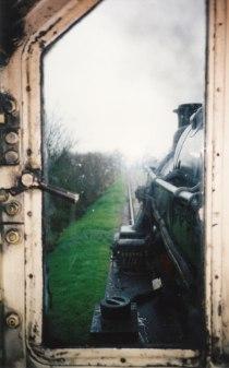 008 - Isfield - Lavender line - Ivatt 2MT 46443