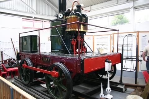 Broad Gauge locomotive - Buckfastleigh - 151 Tiny