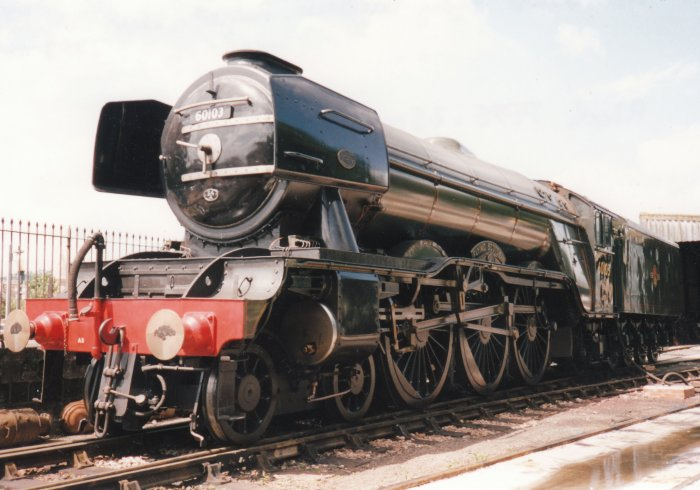 1993 - Paignton - 60103 Flying Scotsman