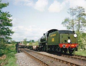 1993 - Sheffield Park - U class 1618