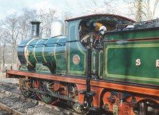 1994 - Sheffield Park - C Class 592