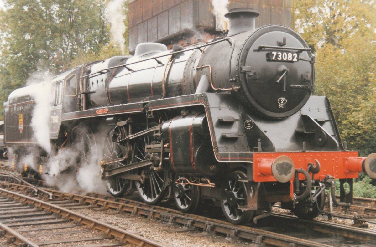 camelot steams loco yard