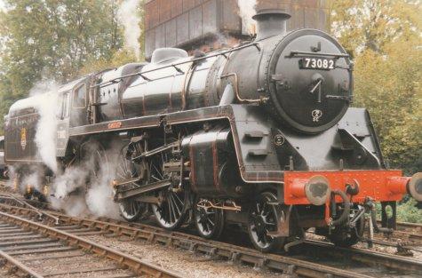 1996 - Sheffield Park - 73082 Camelot