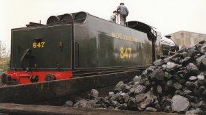1996 - Sheffield Park - S15 class 847