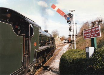 1997 - Horsted Keynes - S15 class 847