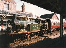 1997 - Sheffield Park - SECR H class 263
