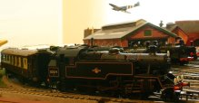 Bachmann BR Standard 3MT (Locoyard Royal Train)