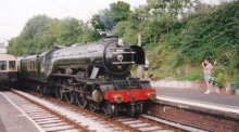 Churston - 60103 Flying Scotsman