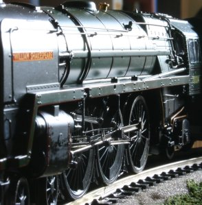 Hornby 7MT Britannia class 70004 William Shakespeare