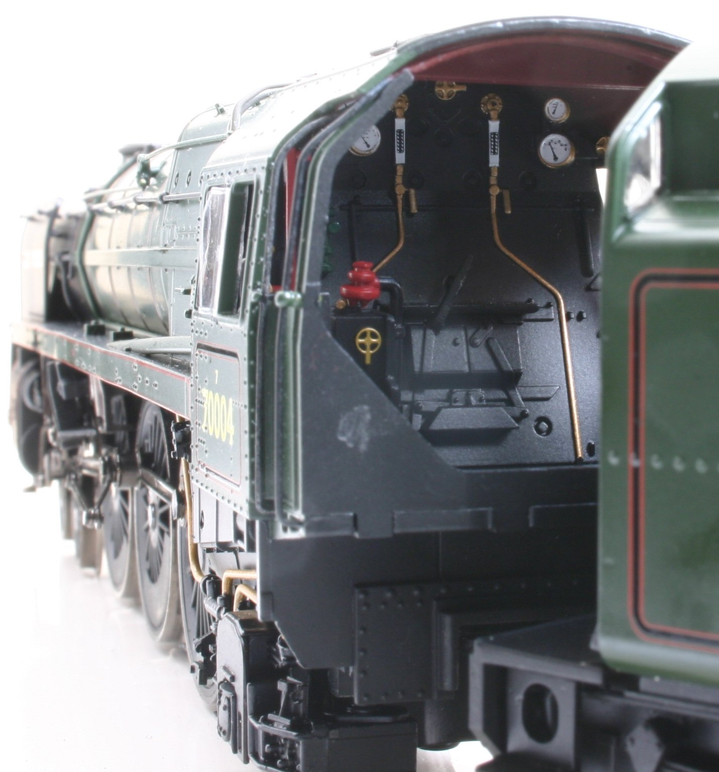 Hornby Br Standard 7mt Britannia Class Review Loco Yard