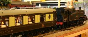 Locoyard Queens Diamond Jubilee (Standard 3MT) - Bachmann 82019