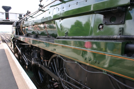 The Diamond Jubilee Express - Eastleigh - 71000 Duke of Gloucester (2)