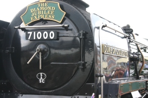 The Diamond Jubilee Express - Eastleigh - 71000 Duke of Gloucester (4)